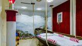 Båtrummet är ett rum med doft, ljud och olika material att uppleva och undersöka.