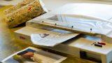 Dokumentförstöring och pappersstrimling är en aktivitet hos oss