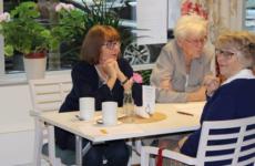 Senior Queens Club, en klubb för kvinnor 65+